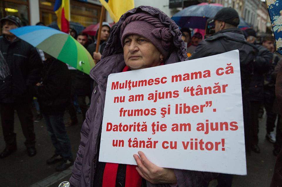 Ce a aratat PSD-ul la manifestatia de la Targoviste